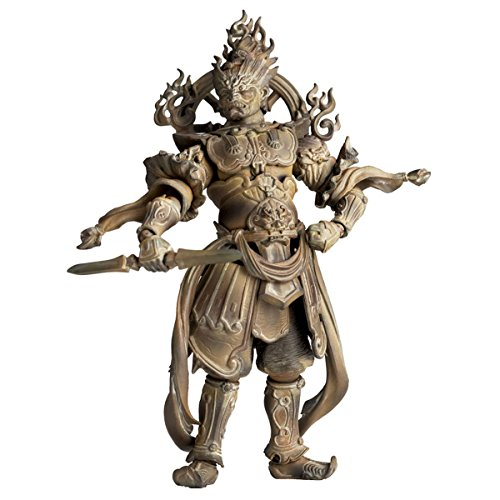 Kaiyodo Takeya Revoltech Action Figure: # 004 Zochouten Houten Version (japan import)